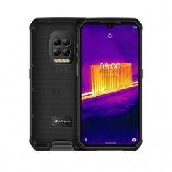 Ulefone Armor 9 Smartphone caméra thermique téléphone robuste Android 10 Helio P90 octa-core 8GB + 128GB téléphone portable 6600
