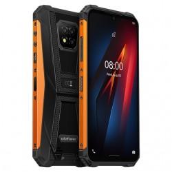 Téléphone portable robuste Ulefone Armor 8 Android 10 NFC Helio P60 4 go + 64 go téléphone octa-core 2.4G/5G WiFi 6.1 ''Smartpho
