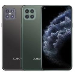 Cubot C30 48MP Quad AI caméra 8GB + 256GB 32MP Selfie Smartphone Global 4G LTE Helio P60 NFC 6.4 pouces FHD + 4200mAh Android 10
