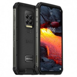 Ulefone Armor 9E Android 10 Rugged Phone Helio P90 Octa-core 8GB+128GB 2.4G+5G WIFI Mobilene 6600mAh 64MP Camera NFC Smartphone