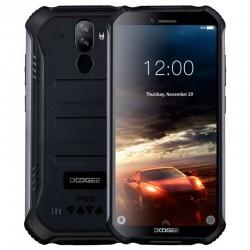 DOOGEE S40 Pro Smartphone 4GB 64GB Octa Core 13MP IP68/IP69K téléphone portable 5.45 ''HD + Android 10 4650mAh NFC 4G LTE téléph