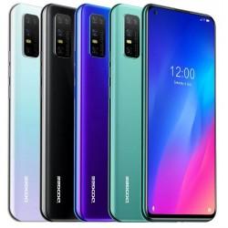 "Smartphone DOOGEE N30 4GB 128GB Octa Core 6.55 ""HD + 4180mAh Global 4G téléphone portable Android 10 empreinte digitale visage I"