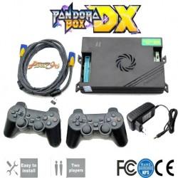 Pandora Box DX  3000  jeux en 2d ou 3d  + 2 manettes