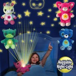 nouvelle  Peluche étoile brillante licorne, dinosaure, nounours