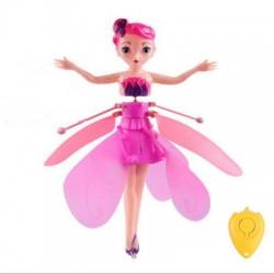 princesse volante poupée avec ces lumières LED