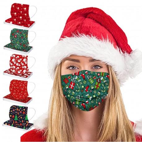 masque de protection NOEL pas cher