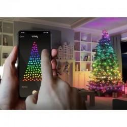 Guirlande Sapin de noël à LED APP contrôle de l' éclairage sur smartphone à l'infinie étanche IP66
