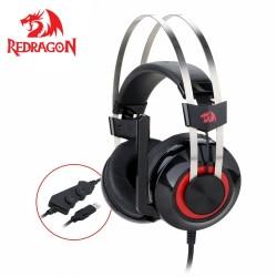 Redragon H601 7.1 surround stéréo casque de jeu avec micro suppression de bruit