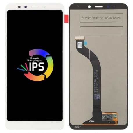 """écran Xiaomi Redmi 5 original - Dalle IPS 5.7"""" et vitre tactile assemblée"""