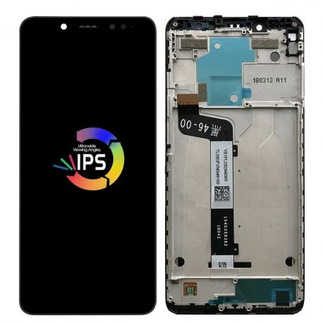 Ecran Xiaomi Redmi Note 5 - LCD + vitre tactile assemblée
