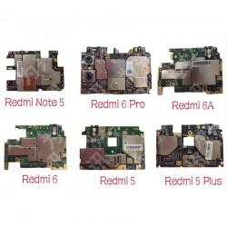 Carte mère  Xiaomi Redmi Note 5 / Redmi 6 Pro Redmi 5 mi 5plus original