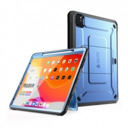 Étui pour iPad Pro 12.9 (2020) housse avec Porte-Stylo coque anti casse