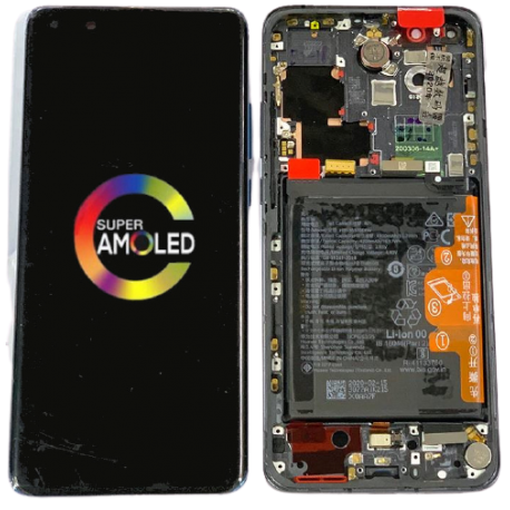réparation écran cassé P40 Pro