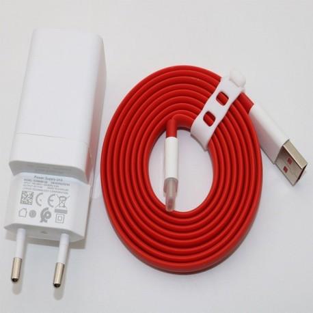 chargeur oneplus 100% d'origine 5V4A pour One plus 6T 5/5T/3/3T