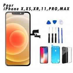 écran iphone   TFT ou  OLED de remplacement  pour iphone X XR XS Max 11