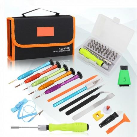 kit réparation téléphone professionnel outils pour réparation smartphone complet