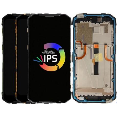 réparation écran cassé S96 Pro