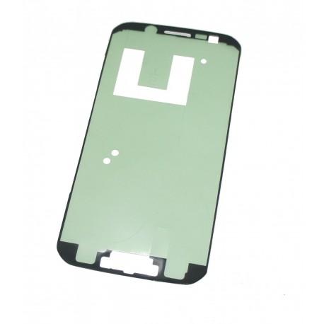 Adhésif Samsung S6 Edge G925F Galaxy - Double face de positionnement écran