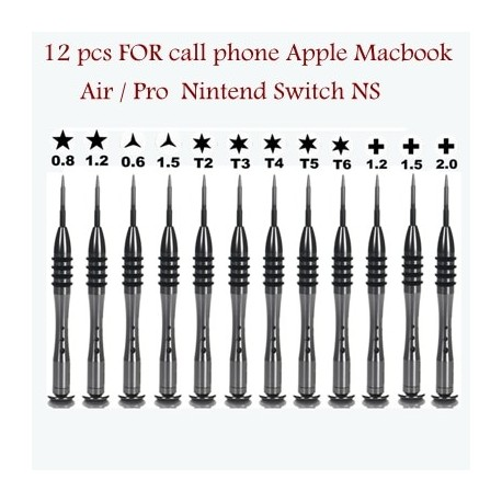 tournevis de Maintenance professionnels MacBook Pro Air