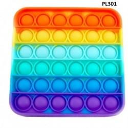 Pop It – boîte à jouets Anti-Stress pour adulte et enfant, Anti-Stress, amusantBR07265