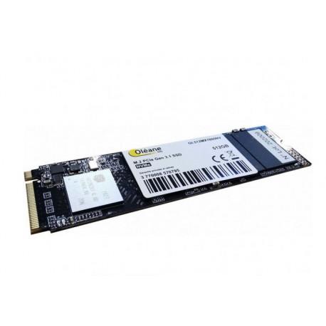 "Disque SSD OLEANE KEY MARQUE FRANCAISE 2.5"" MX1000 Nvme256Gb"