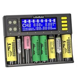 chargeur de batterie 18650 26650 21700 26700 AA AAA