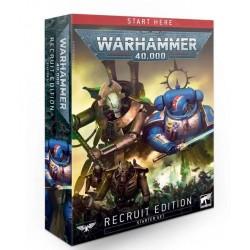 Games Workshop_Warhammer  4000 pack débutant