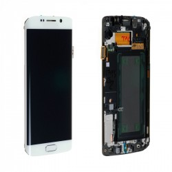 Ecran LCD Complet sur chassis pour Samsung Galaxy S6 Edge G925F