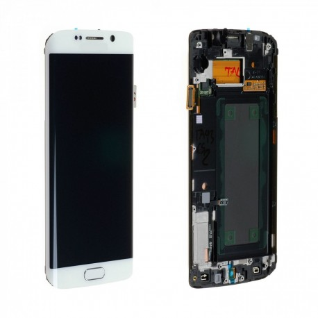 remplacer écran cassé Galaxy S6 Edge G925F