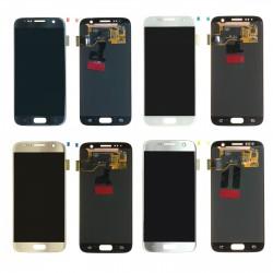 Ecran Samsung Galaxy S7 G930F - LCD + vitre tactile assemblée + Adhésif 3M