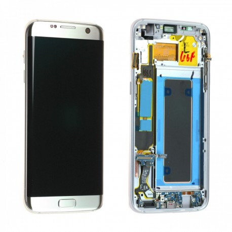 Ecran LCD Complet sur chassis pour Samsung Galaxy S7 Edge G935F