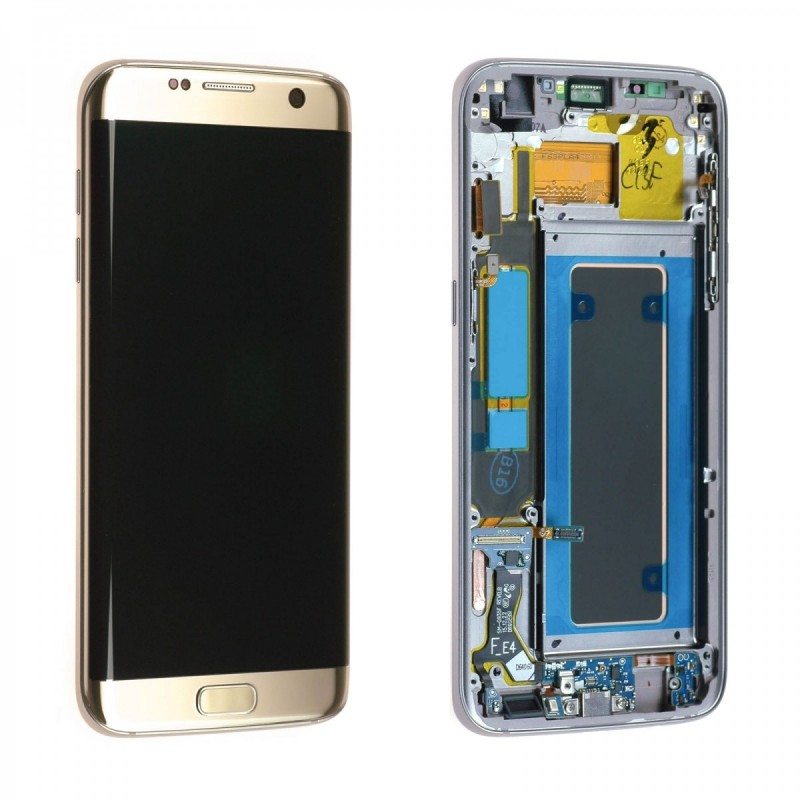 Ecran samsung galaxy s7 edge g936f original envoie gratuit for Photo ecran galaxy s7