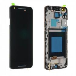 Ecran LG Nexus 5X H791F - LCD + Vitre assemblée sur châssis