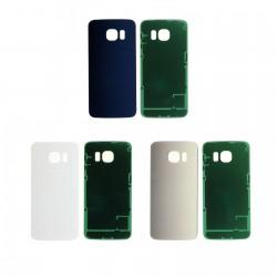 Vitre arrière Samsung Galaxy S6 Edge G925F - coque arrière de remplacement