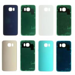 Cache Batterie Samsung Galaxy S6 G920 - vitre arrière de remplacement