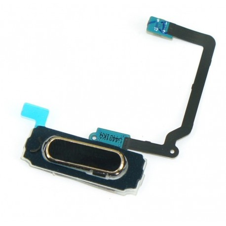Nappe bouton Home + Lecteur d' empreinte ID pour Samsung Galaxy S5 G900F