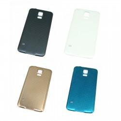 Cache batterie Samsung Galaxy S5 G900F - Coque arrière de remplacement