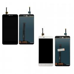 Ecran Xiaomi Redmi 4A neuf + Adhésif 3M - LCD + Vitre tactile assemblé