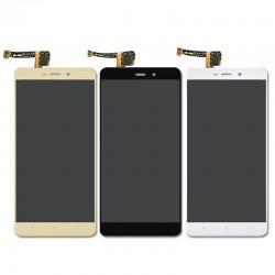 Ecran Xiaomi Redmi 4 Pro - Dalle LCD + Vitre tactile assemblée de remplacement
