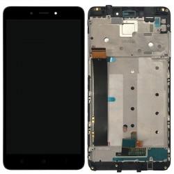 Ecran Xiaomi Redmi Note 4 - Vitre tactile + LCD monté sur châssis
