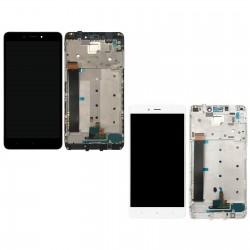 Ecran Xiaomi Redmi Note 4 - Vitre tactile + écran LCD monté sur châssis de remplacement