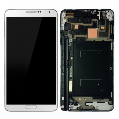 Ecran LCD Complet sur chassis pour Samsung Galaxy Note Edge N915F