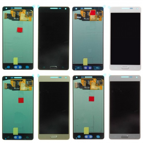 Ecran LCD Complet + vitre tactile pour Samsung Galaxy A5 A500FU (2015)