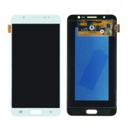 Ecran LCD Complet + vitre assemblé Samsung Galaxy J7 J710F (2016)