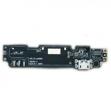 réparer connecteur charge Redmi Note 2