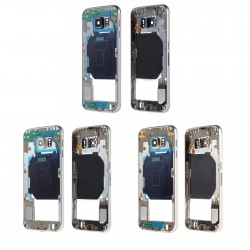 Chassis Samsung S6 G920F Galaxy - Support intermédiaire + Contour