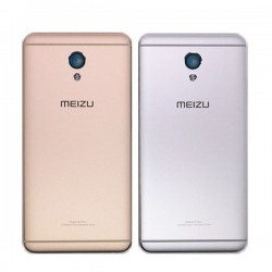 Cache batterie Meizu M5 Note - Coque arrière de remplacement