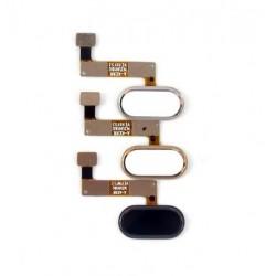 Lecteur d'empreintes Meizu M5 Note - Nappe + bouton Home