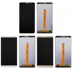 Ecran Huawei Mate 7 de remplacement - vitre + dalle LCD assemblé