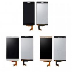Ecran Huawei P8 - Vitre tactile + écran LCD assemblé de remplacement